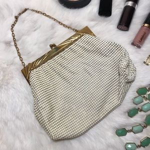 Vintage Art Deco Whiting & Davis Mesh Bag